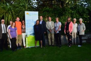 first round of grant awards made by ferry farm community solar project to local organisations