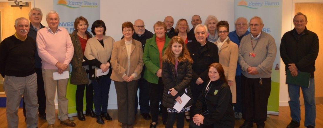 gerry farm community solar - local groups awarded community funding