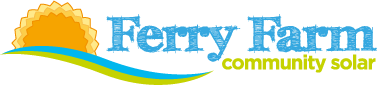 ferry farm community solar logo