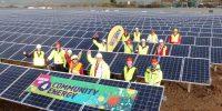 Plymouth Energy Community at Ernesettle Solar Farm