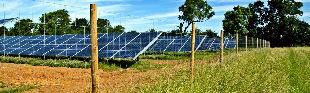 Gawcott Community Solar Field