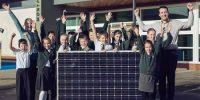 Schools love solar