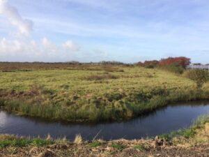 stream by wick solar farm - burnham and weston energy cic